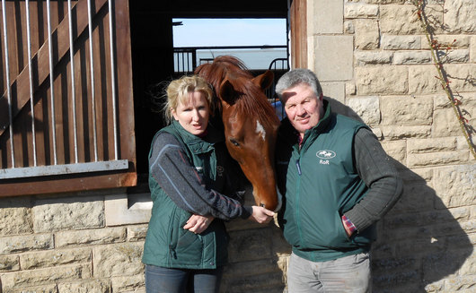 Fred and Rowena Cook - Equine Management and Training