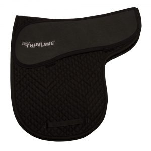 Shaped Thinline Saddle Pad
